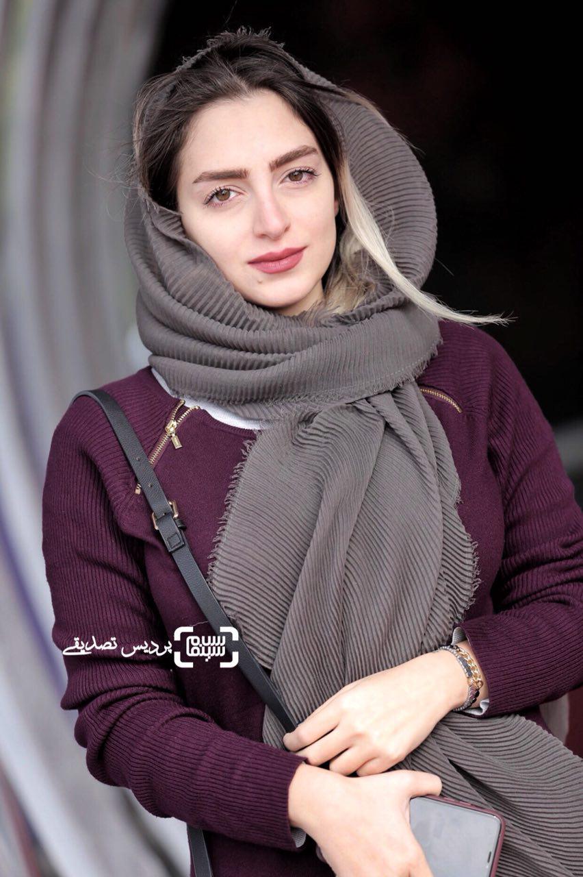 نهال دشتی در سی و پنجمین جشنواره فیلم کوتاه تهران