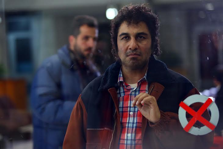 رضا عطاران در فیلم نهنگ عنبر ساخته سامان مقدم