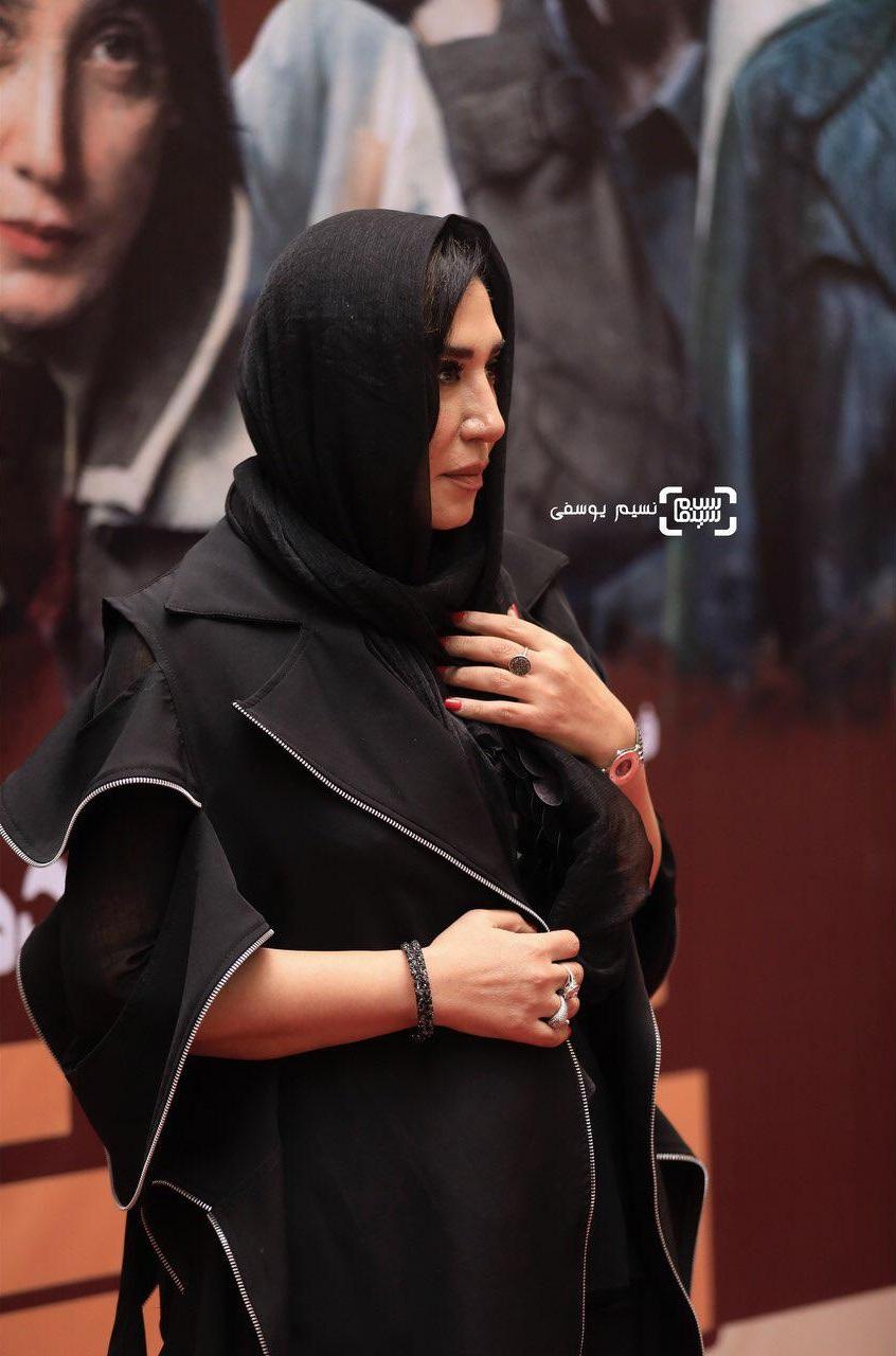نسیم ادبی / اکران خصوصی فیلم «مسخره باز»/ گزارش تصویری