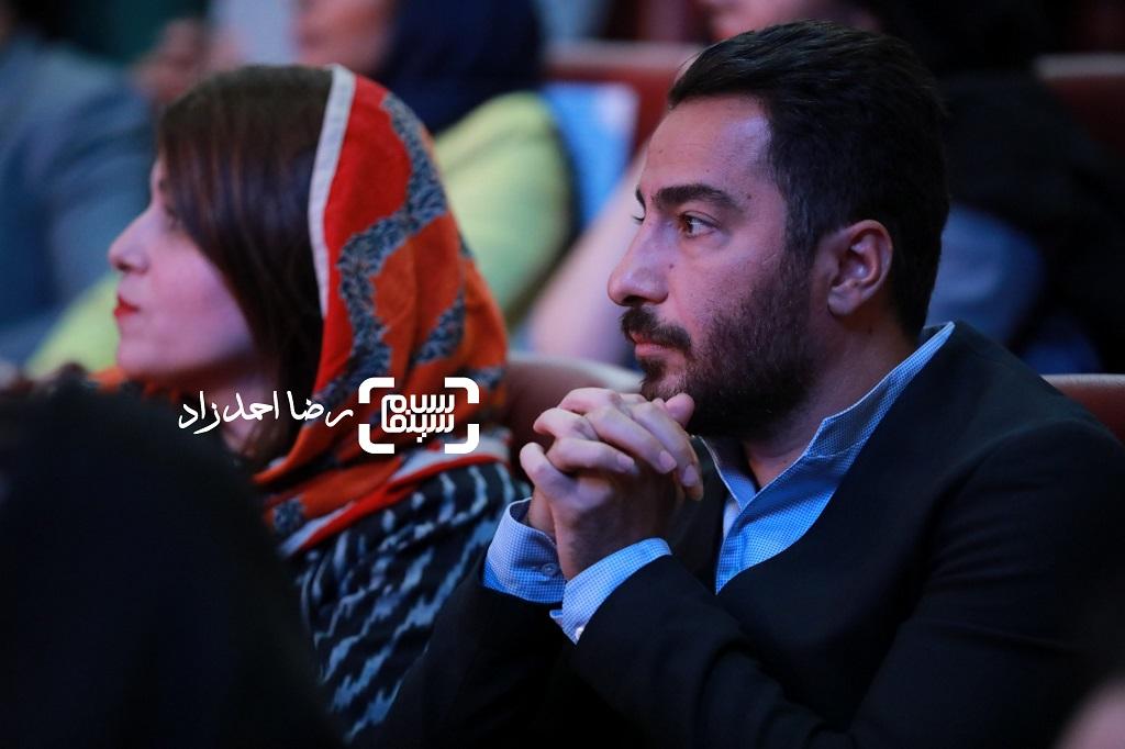 نوید محمدزاده/ بیست و یکمین جشن خانه سینما/ گزارش تصویری 1