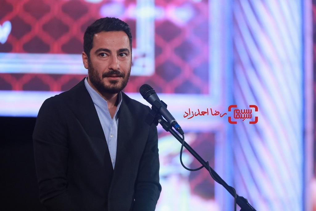 نوید محمدزاده برنده جایزه از بیست و یکمین جشن خانه سینما