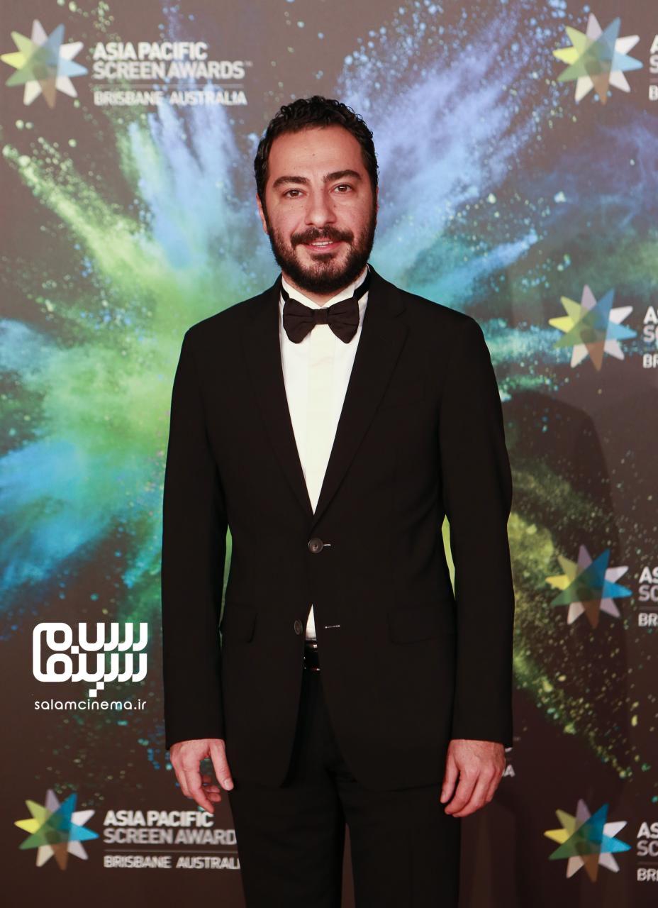 نوید محمدزاده در جشنواره آسیاپاسیفیک 2019