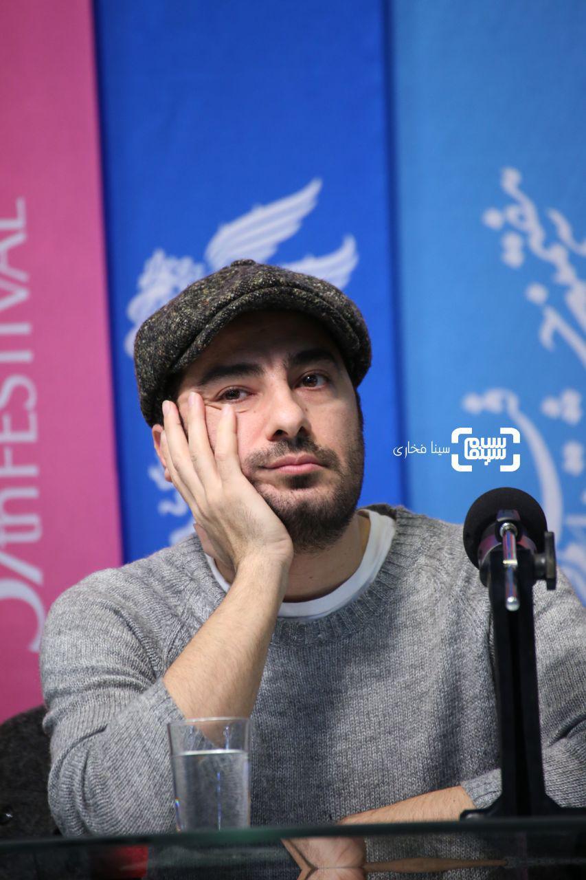 نوید محمدزاده گزارش تصویری اکران و نشست «متری شیش و نیم»/جشنواره فجر 37