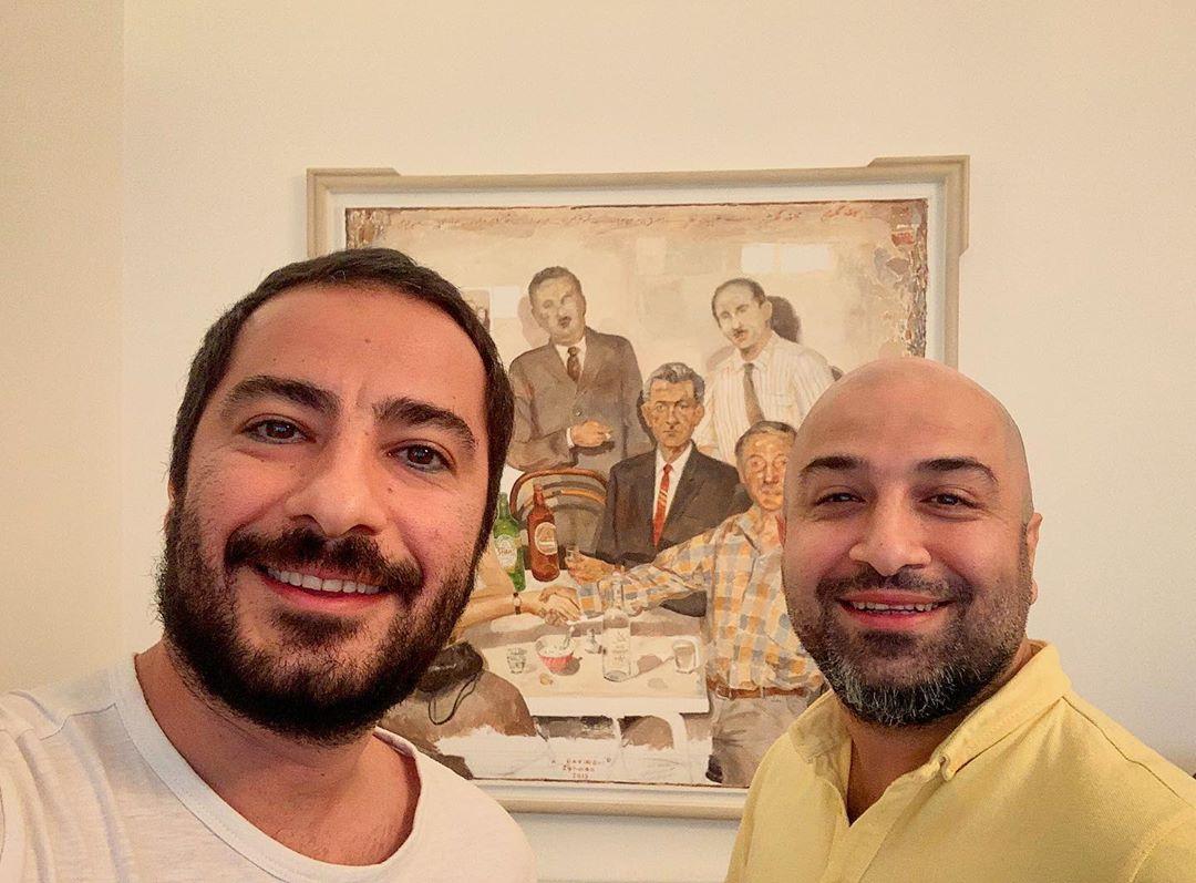 نوید محمدزاده نوروز۹۹