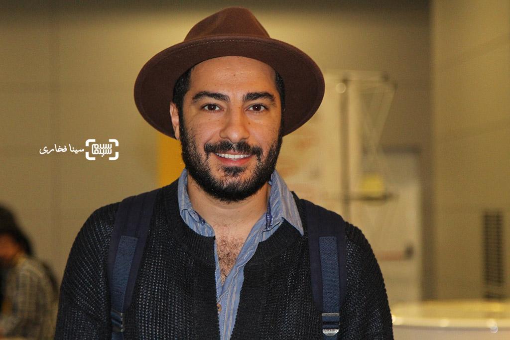 سی و سومین جشنواره بین المللی فیلم کوتاه تهران نوید محمدزاده