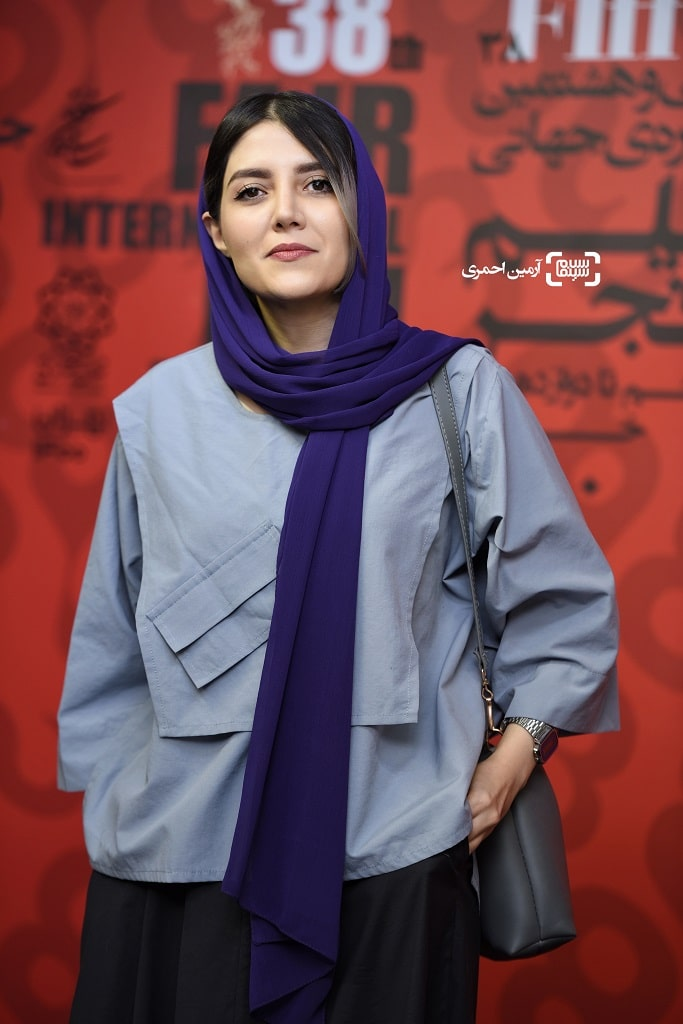ندا عقیقی - سی و هشتمین جشنواره جهانی فیلم فجر