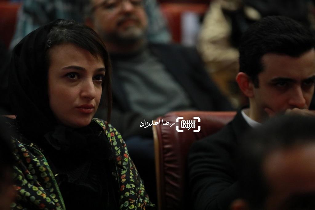 ندا جبرائیلی - اختتامیه جشنواره فیلم فجر 38 - گزارش تصویری(بخش دوم)
