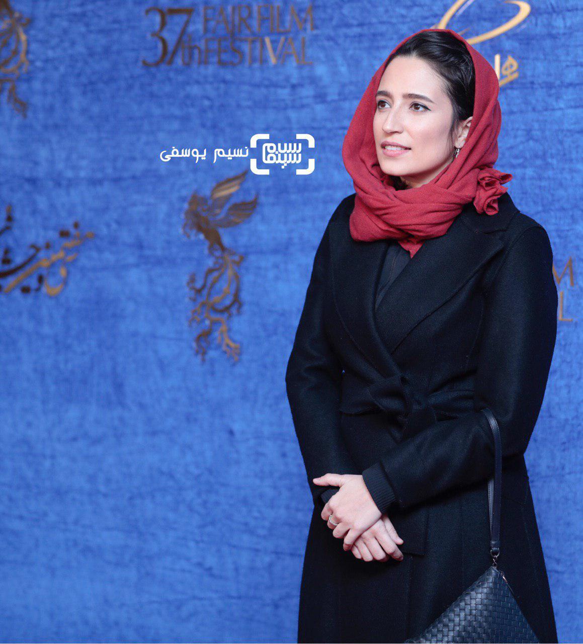 نگار جواهریان گزارش تصویری اکران و نشست «طلا»/جشنواره فجر 37