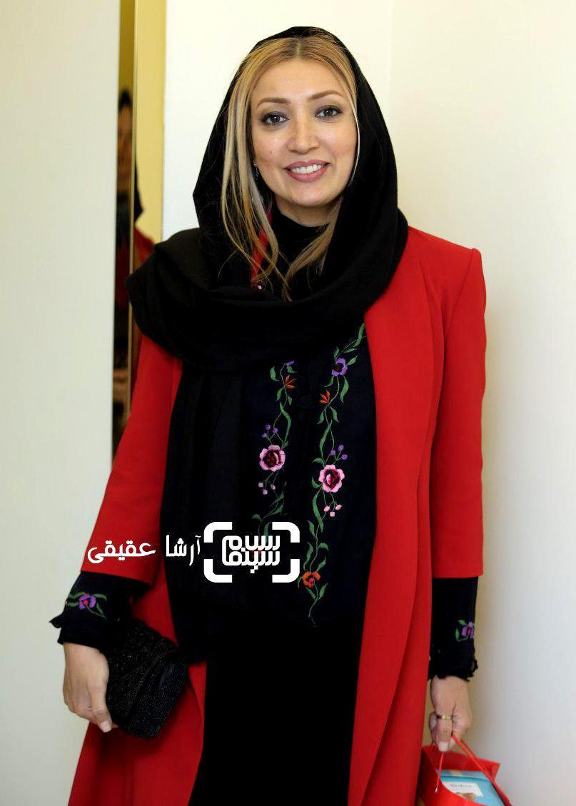 نگار عابدی نامزد سیمرغ بلورین بهترین بازیگر مکمل زن برای فیلم «دارکوب» در جشنواره فیلم فجر36