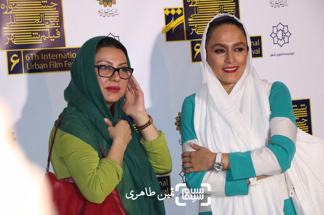 افتتاحیه ششمین جشنواره فیلم شهر