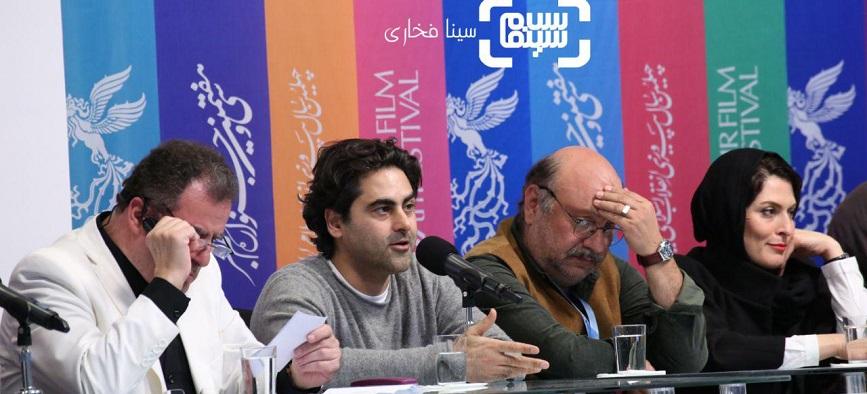 بخشی: حاضر نبودم خارج از ایران فیلم بسازم