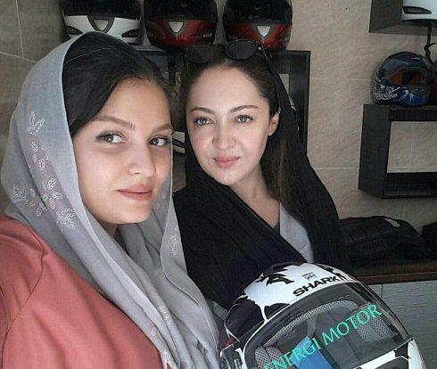 گلایه های مربی موتورسواری نیکی کریمی در«آذر»/ دستمزدم را نداد در اینستاگرام هم بلاکم کرد