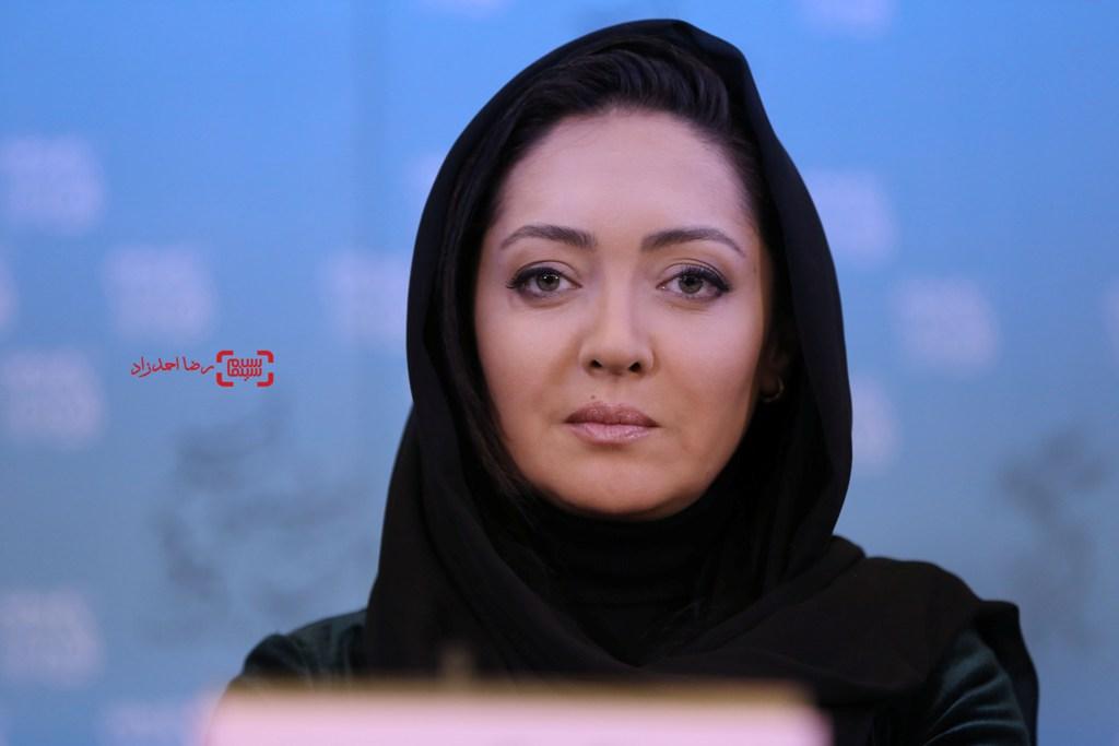 گزارش تصویری اکران و نشست فیلم «آذر» در جشنواره فجر 35