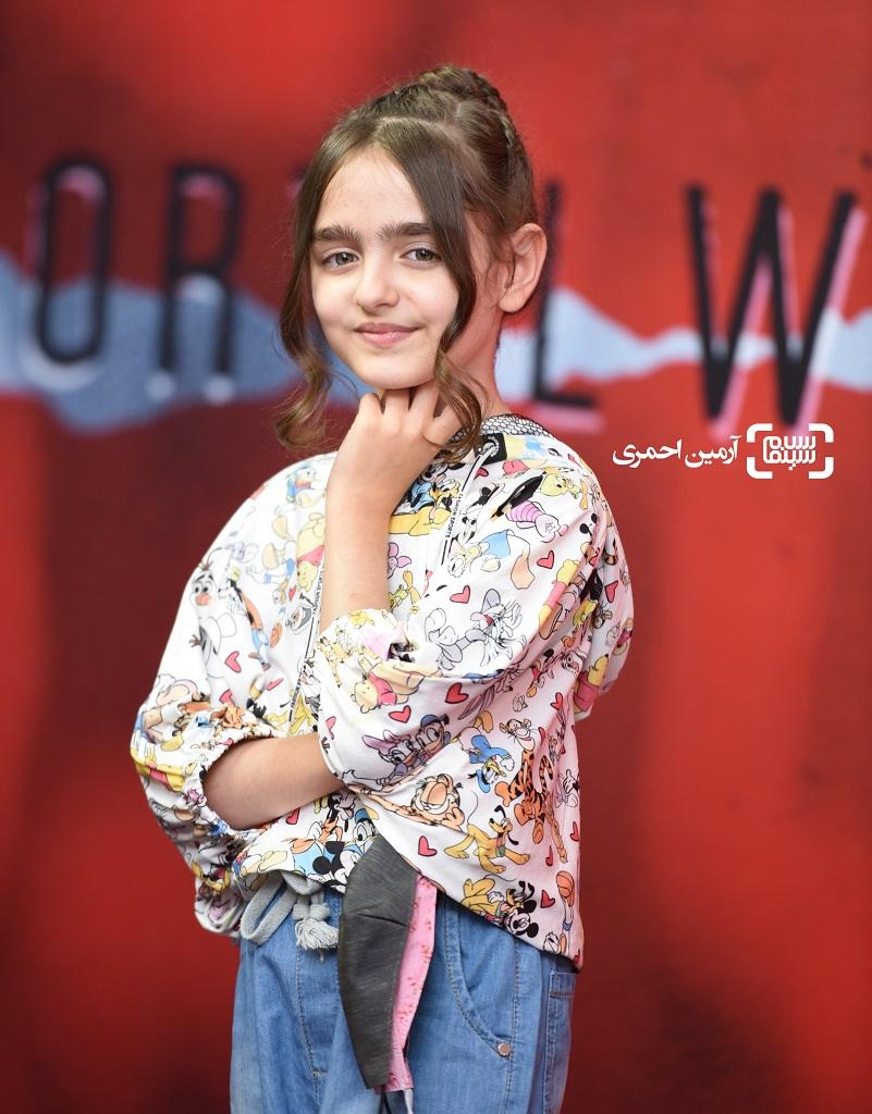 اکران خصوصی سریال نمایش خانگی زخم کاری - نیوشا علیپور - پردیس سینمایی چارسو