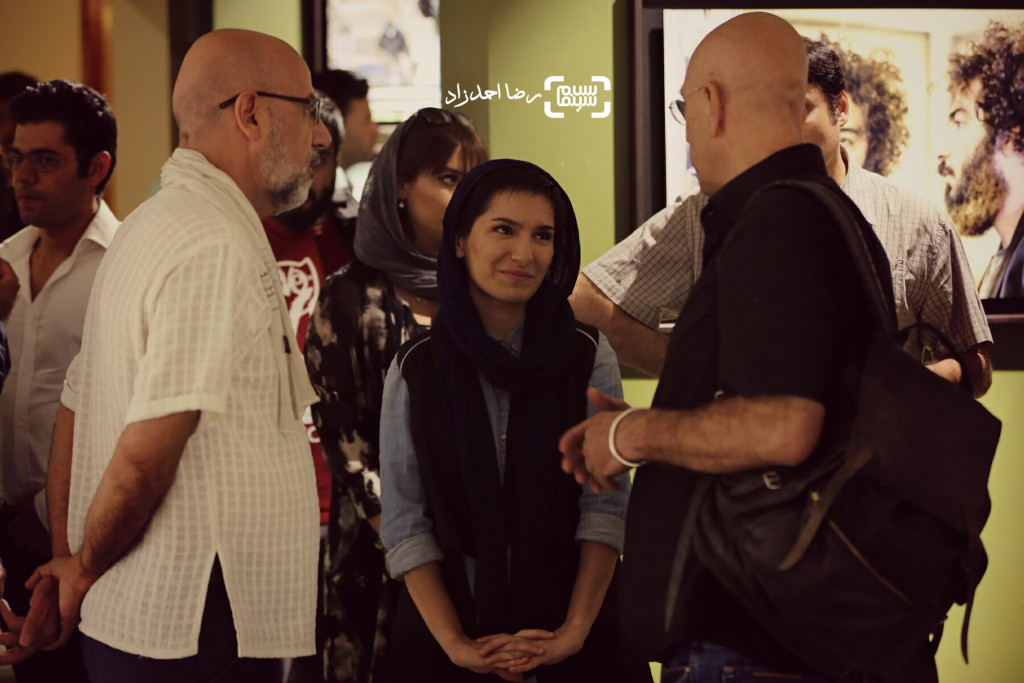 نوشین جعفری نمایشگاه عکسهایش از فیلم «لانتوری»