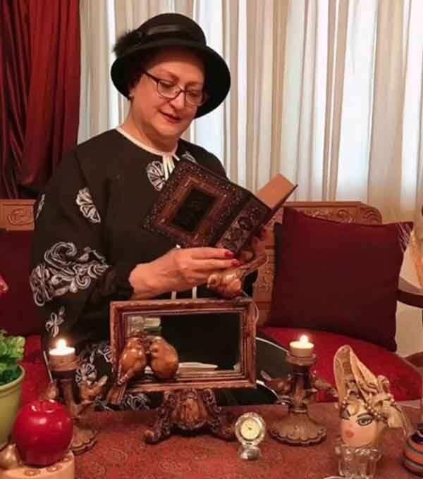 پیام های تبریک نوروزی اینستاگرامی بازیگران و هنرمندان 1400