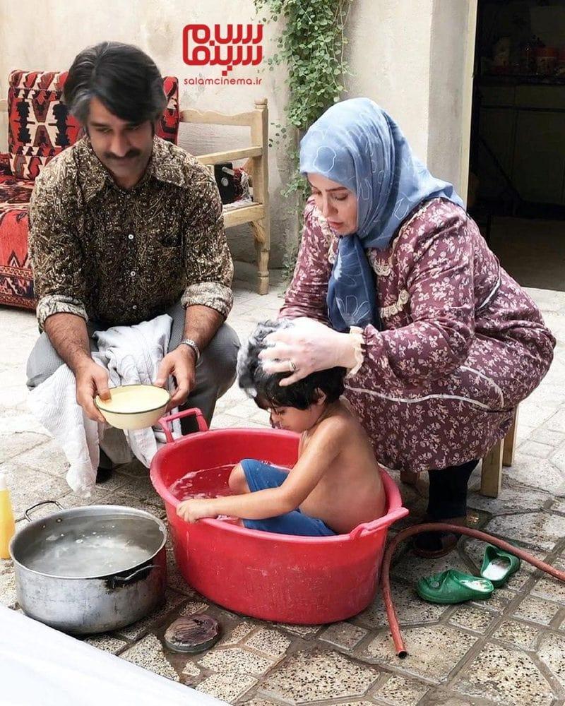 سریال های خاطره انگیز رمضان- زیر خاکی
