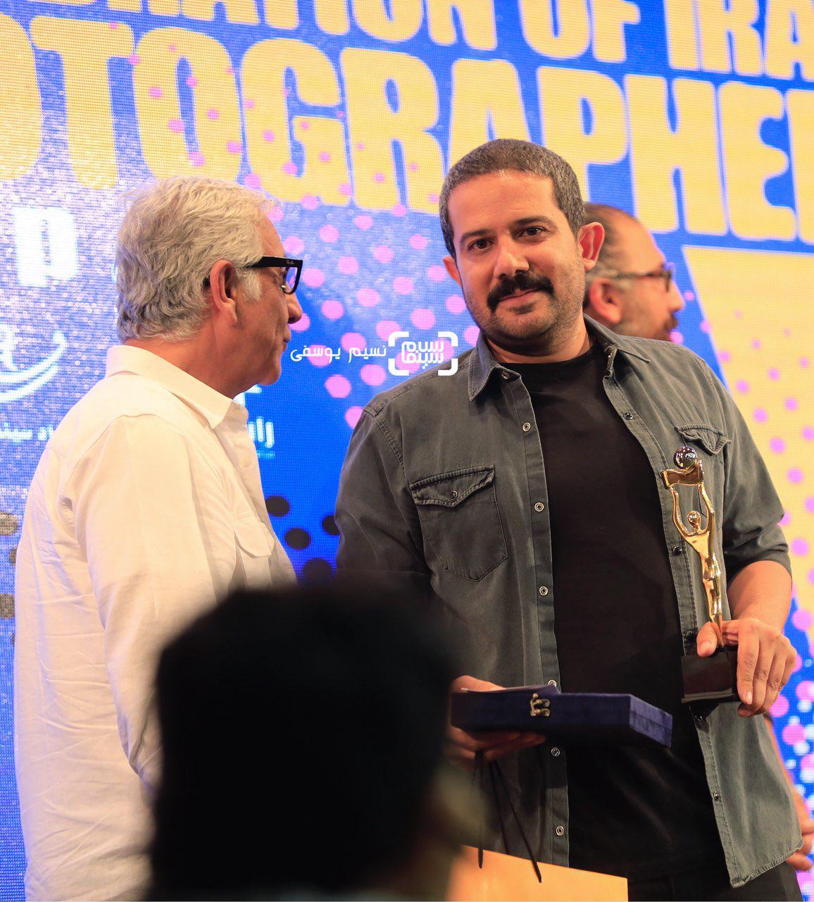 امید صالحی - پنجمین جشن عکاسان سینمای ایران/ گزارش تصویری