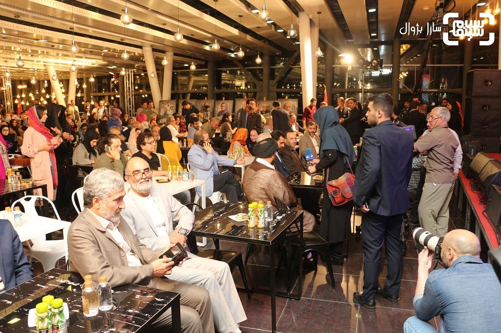 گزارش تصویری افتتاحیه هفتمین جشنواره فیلم شهر