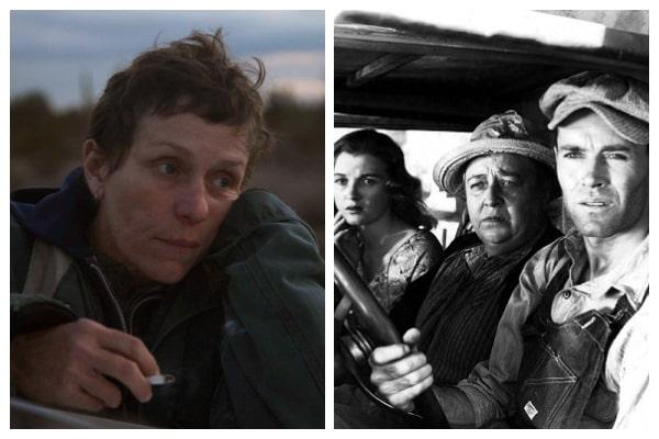 هشت فیلم مشابه بهترین فیلم های اسکار 2021- سرزمین خانه به دوش ها