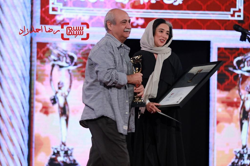 بهرام دهقان و پانته آ پناهی ها / بیست و یکمین جشن خانه سینما/ گزارش تصویری 2