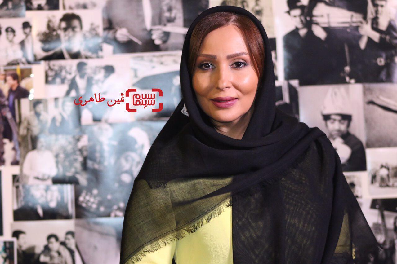 پرستو صالحی در سومین جشن عکاسان سینمای ایران