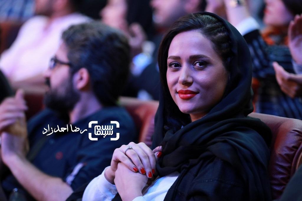 پریناز ایزدیار/ بیست و یکمین جشن خانه سینما/ گزارش تصویری 1