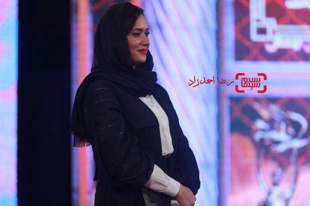 پریناز ایزدیار / بیست و یکمین جشن خانه سینما/ گزارش تصویری 2