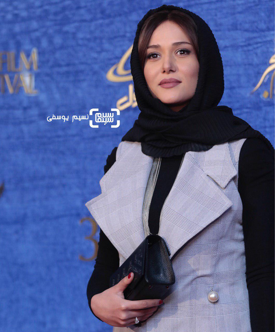 پریناز ایزدیار گزارش تصویری اکران و نشست «متری شیش و نیم»/جشنواره فجر 37