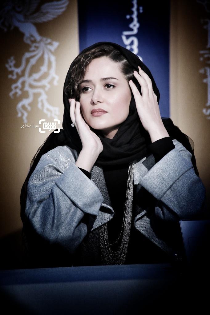 پریناز ایزدیار - ده عکس برتر جشنواره فیلم فجر از قاب سینا فخاری