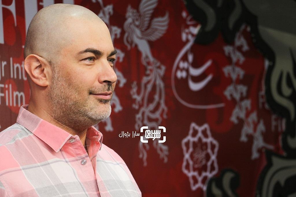 پارسا پیروزفردر روز سوم سی و هفتمین جشنواره جهانی فیلم فجر