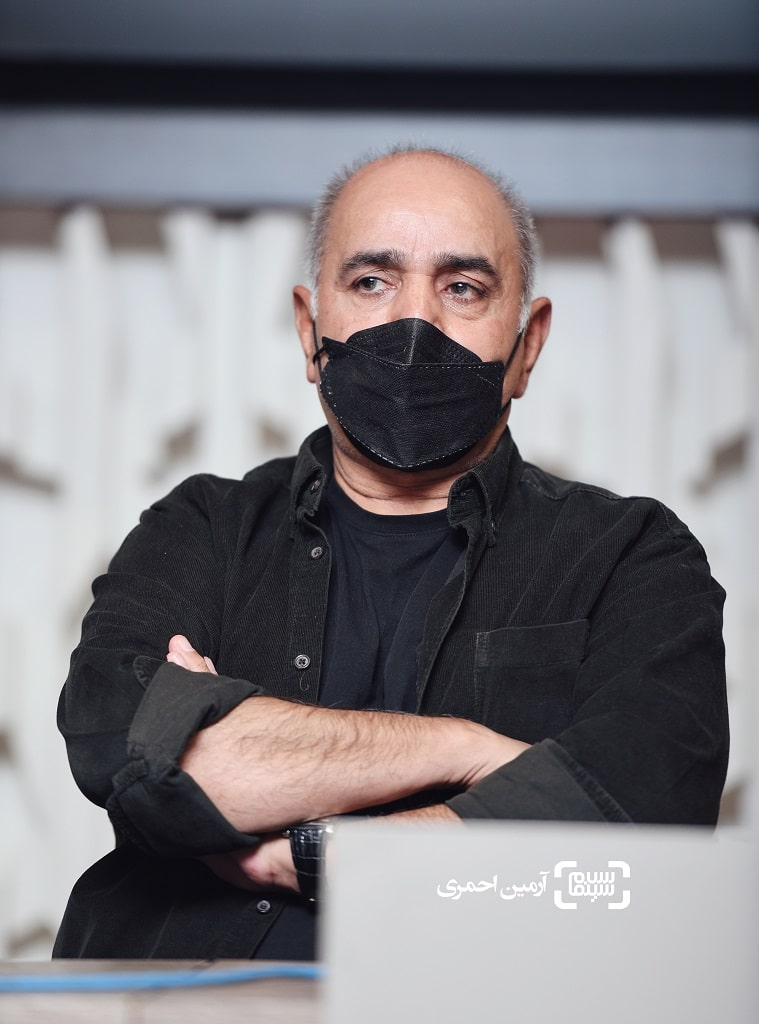 پرویز پرستویی - سی وهشتمین جشنواره جهانی فیلم فجر - چارسو