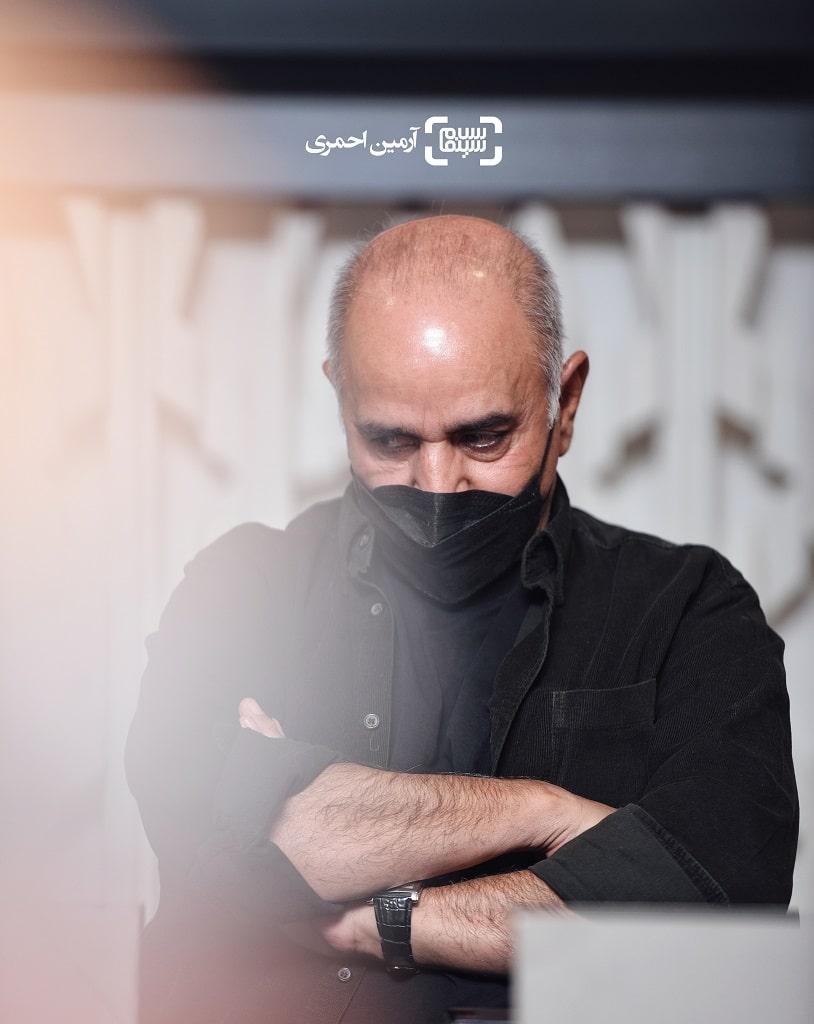 پرویز پرستویی در سی وهشتمین جشنواره جهانی فیلم فجر - چارسو