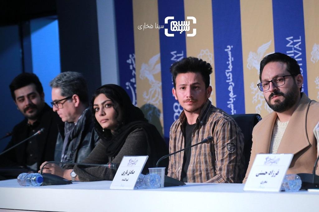 گزارش تصویری - نشست خبری فیلم «پسرکشی» - جشنواره فیلم فجر 38