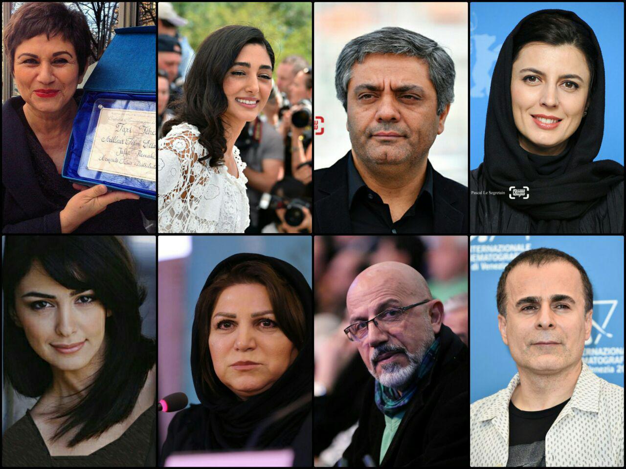 10 ایرانی به اعضای آکادمی اسکار اضافه شدند/ از گلشیفته فرهانی تا لیلا حاتمی