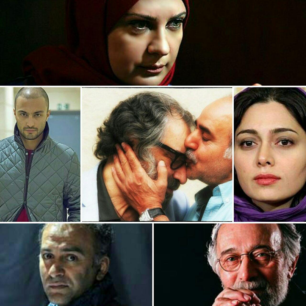 امیر جدیدی، لعیا زنگنه و  پرويز پورحسينى به فیلم قاتل اهلی پیوستند