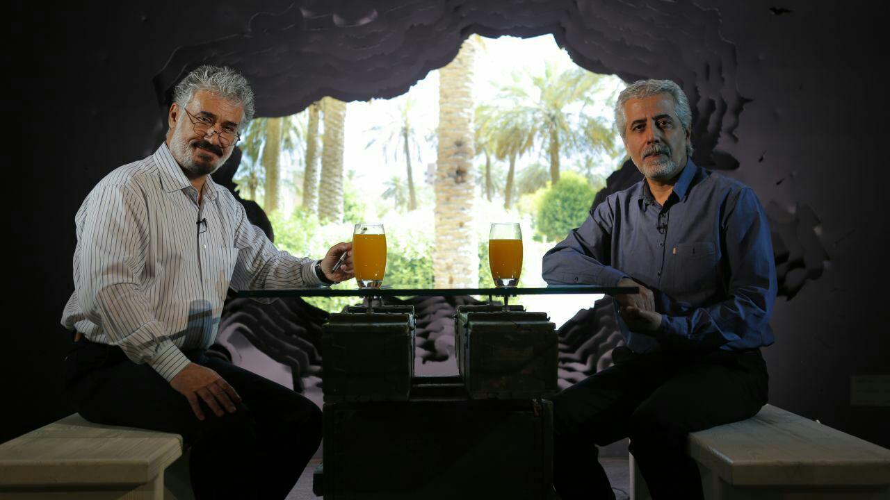 گفتگوی دکتر محمد صادقی با کارگردانان در شبکه آیفیلم