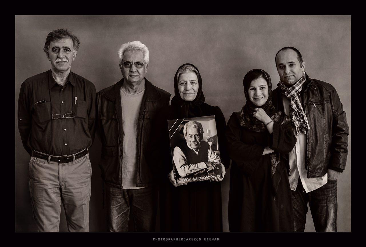 خانواده مرحوم رشیدی اولین پلان «سارا و آیدا» را کلید زدند