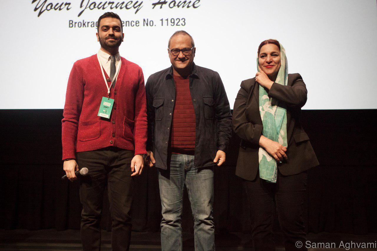 برگزیدگان سومین جشنواره فیلم CineIran