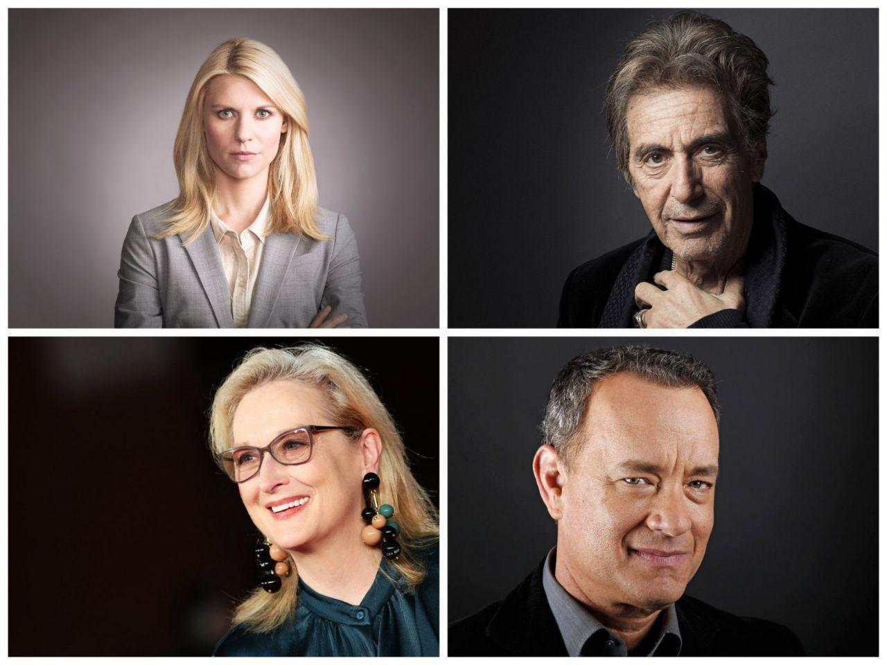 بازیگرانی با بیش از سه جایزه گلدن گلوب