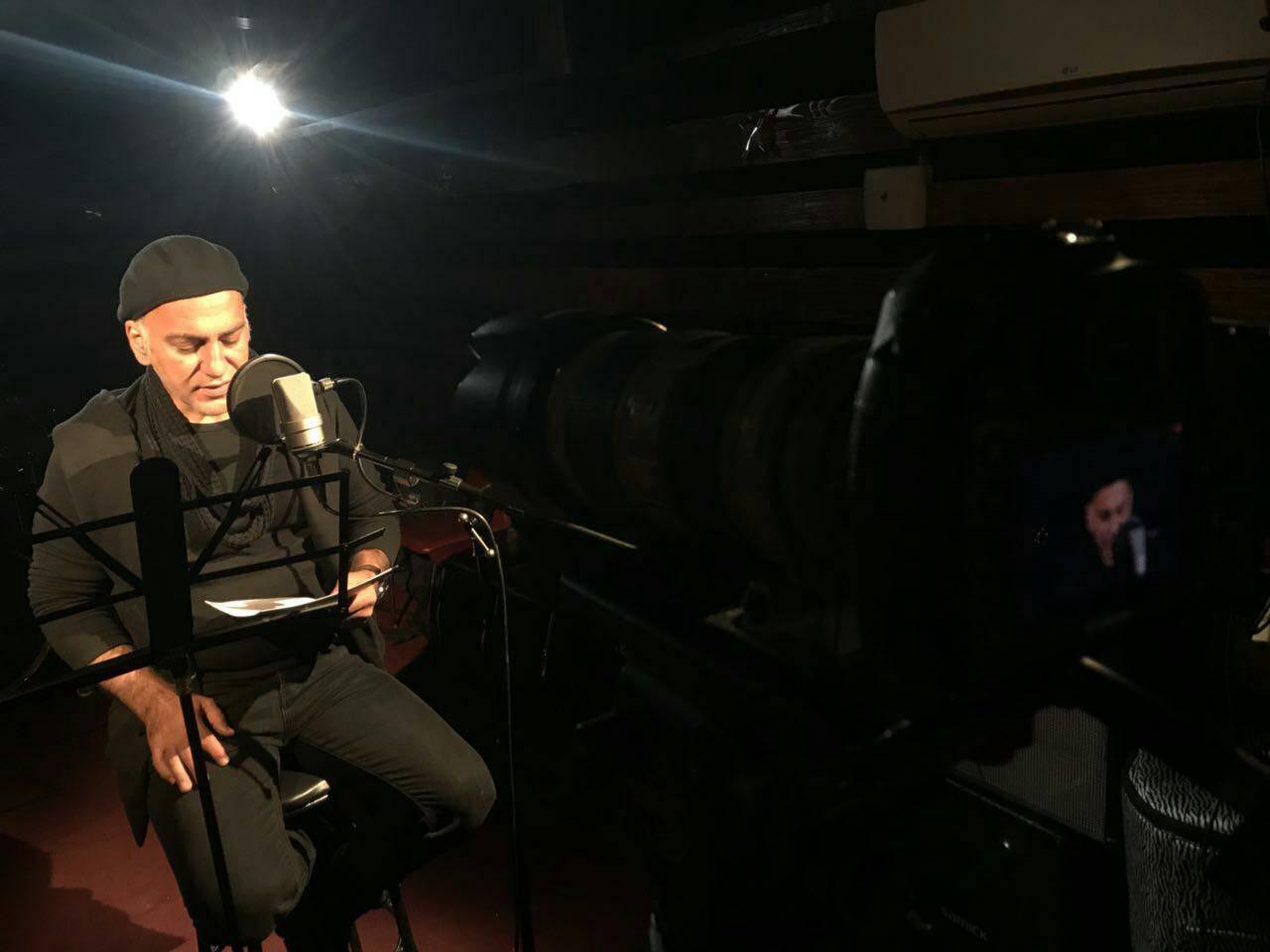 حمیدرضا آذرنگ و رضا یزدانی راویان مستند تاریخ استقلال