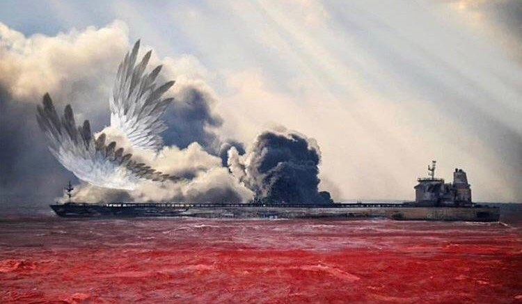 واکنش هنرمندان به درگذشت دریانوردان نفتکش سانچی