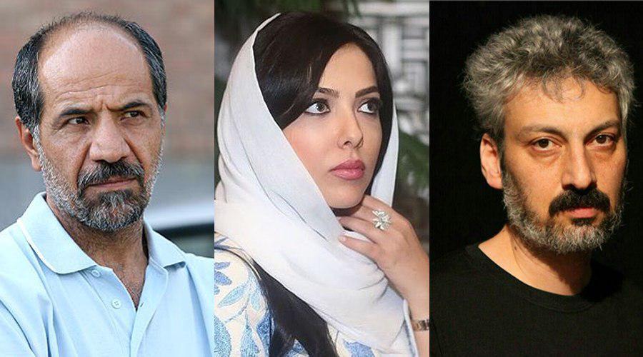 ارژنگ امیرفضلی، لیلا اوتادی و قاسم زارع در کمدی «کاتیوشا»