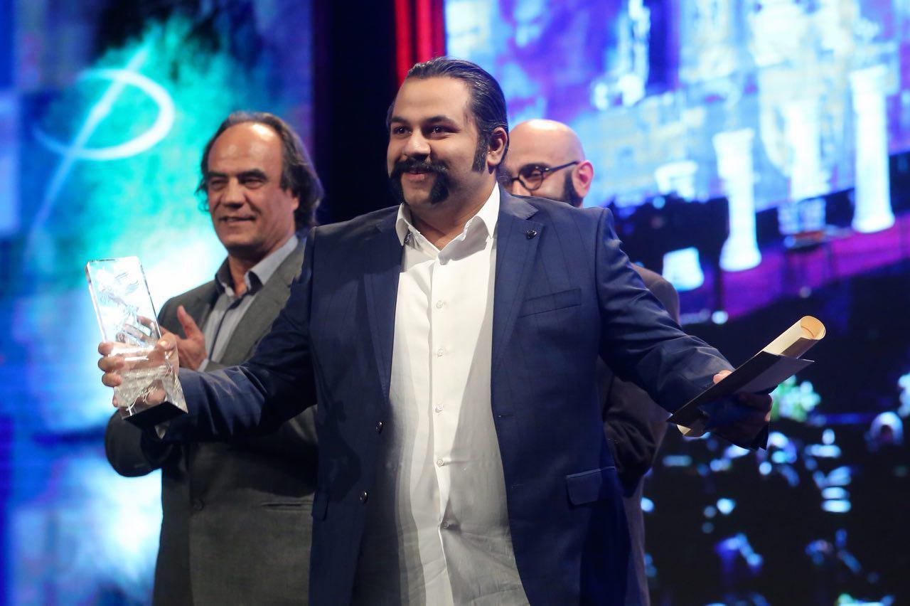 برندگان بخش مسابقه تبلیغات سی و ششمین جشنواره فیلم فجر