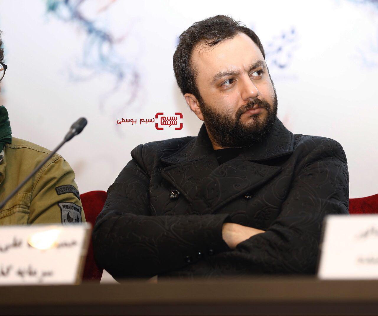 گزارش تصویری اکران و نشست فیلم «هایلایت» در جشنواره فیلم فجر36