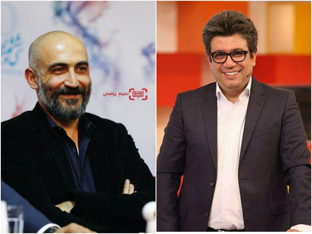 عذرخواهی هادی حجازیفر از رضا رشیدپور/ واکنش رشیدپور