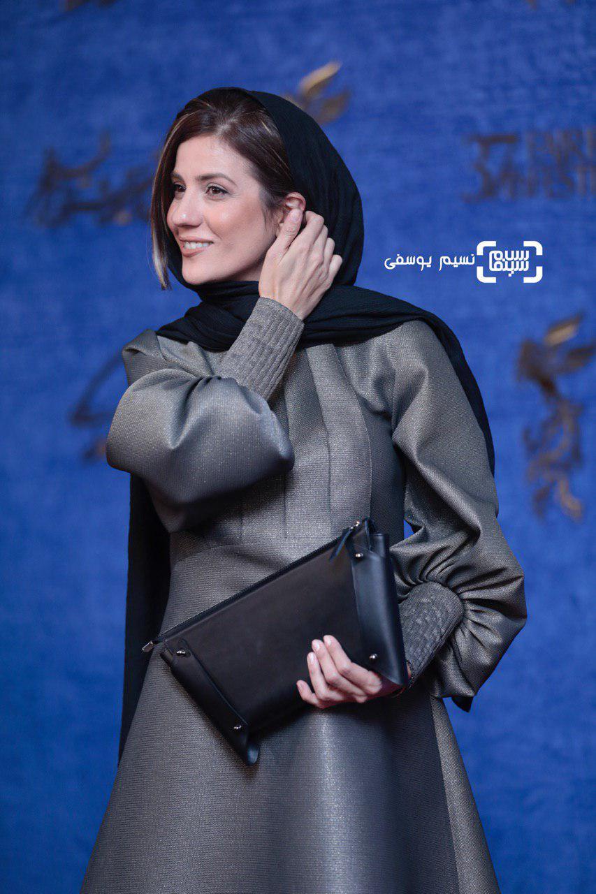 گزارش تصویری اکران و نشست «جمشیدیه»/جشنواره فجر 37