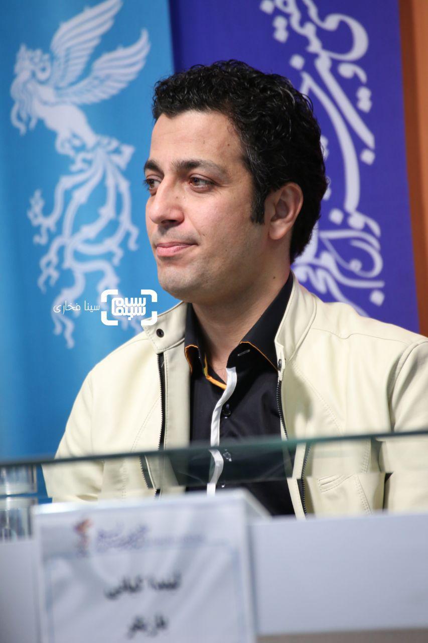 گزارش تصویری اکران و نشست «دیدن این فیلم جرم است»/جشنواره فجر 37