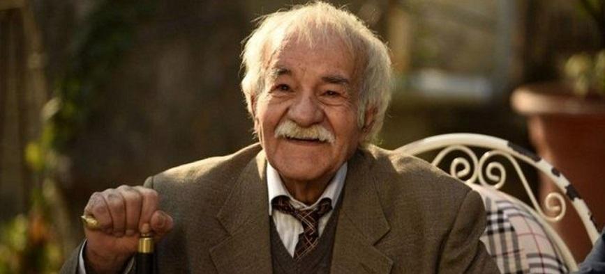 اعطای نشان درجه یک هنری به سعید پورصمیمی