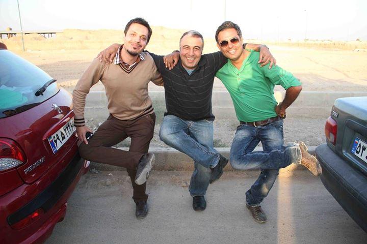 فیلم کلاشینکف-ساعد سهیلی-رضا عطاران-شهرام حقیقت دوست